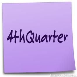 4th Quarter Begins