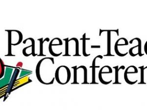 Parent/Teacher Conference: 8a.m.-12p.m. - No Classes